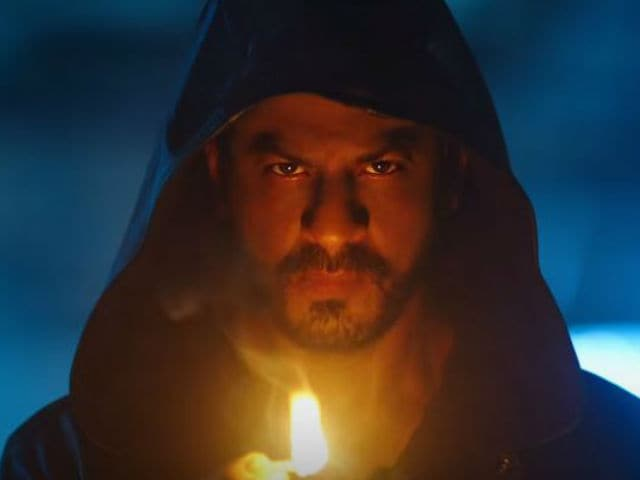 In Dilwale Trailer, Shah Rukh Khan Has a Dark Past
