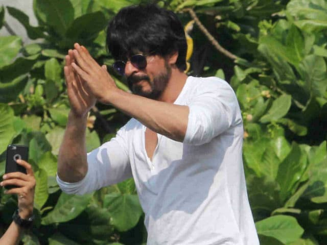 No Cameo For Shah Rukh Khan in Dhanak, Confirms Director