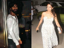 Shahid Kapoor, Mira Attend Masaba Gupta's Bridal Shower