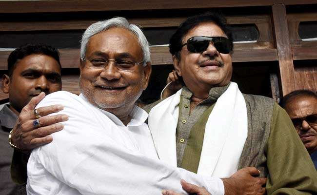 Sack Shatrughan Sinha, Says BJP's Sushil Modi In Twitter War With Actor