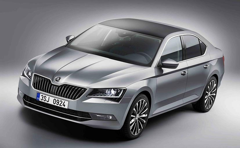 ndtv car of the year 2017 skoda superb ndtv carandbike