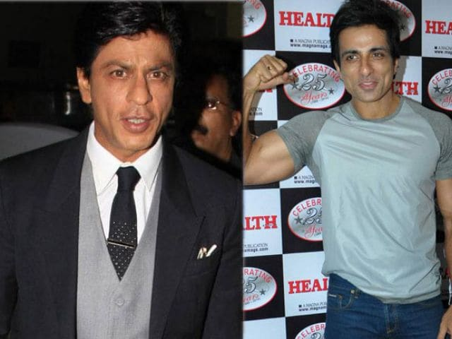 Shah Rukh Khan Speaks From His Heart, Says Sonu Sood
