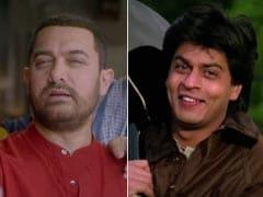 शाहरुख खान ने आमिर खान से पब्लिकली पूछा, 'कब देख रहे हो जब हैरी मेट सेजल'