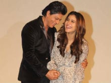 Shah Rukh Finds it 'Strange' to Refer to Kajol as a 'Friend.' Here's Why
