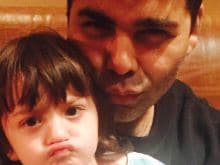 Shah Rukh Khan Tweets Adorable Pic of Son AbRam in Epic Pout-Off