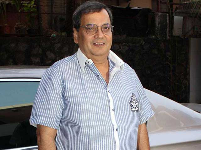 Subhash Ghai Describes 'Intolerance' as a 'Political Farce'