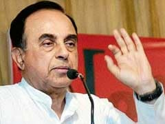 Subramanian Swamy Writes to PM Modi, Seeks Early Hearing In Ayodhya Case
