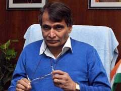 पीएम मोदी बताएं सुरेश प्रभु की जगह वह किस 'काबिल' व्यक्ति को रेल मंत्री बनाने जा रहे हैं: कांग्रेस