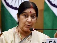 विदेश मंत्री सुषमा स्वराज कल पाकिस्तान जाएंगी, नवाज़ शरीफ से होगी मुलाकात