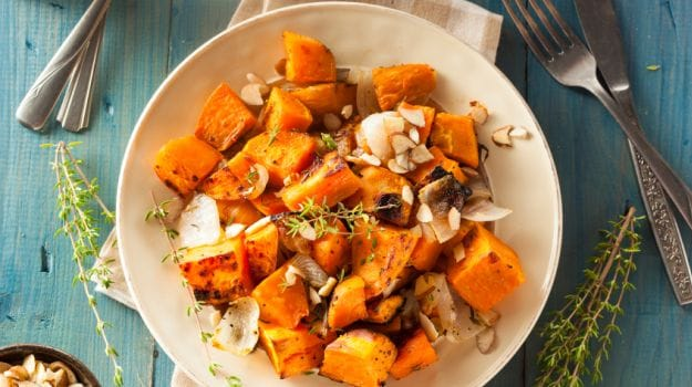 Sweet Potato - Vitamin A Rich Foods