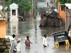 चेन्नई में लगातार जारी बारिश का पानी सरकारी अस्पताल में घुसा, लोगों की परेशानी बढ़ी