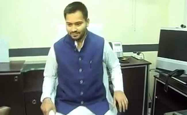 Tejaswi Yadav, 26, Talks Of Modern Corruption-Free Bihar