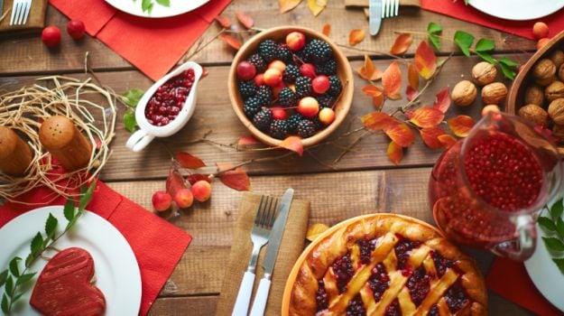 Go Seasonal: 4 Refreshing Thanksgiving Desserts