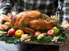 Friends, Family, Turkey and Touchdowns for Mr. Obama's Holiday