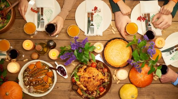 What to Ditch From Your Thanksgiving To-Do List