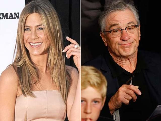 Jennifer Aniston, Robert De Niro Are Co-Stars in The Comedian
