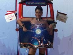 The Tuk Tuk Dress, From Thailand's streets to Miss Universe
