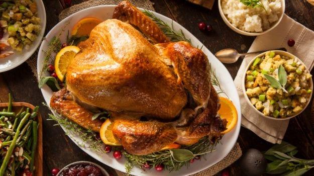 Happy Thanksgiving: From Roasted Turkey to Tandoori Chicken
