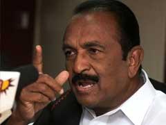 MDMK Leader Vaiko Says People In Tamil Nadu Disgusted With AIADMK, DMK