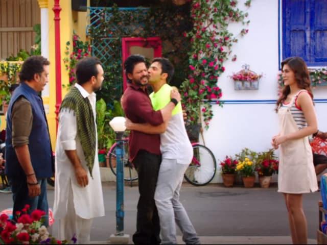 From Shah Rukh Khan, High Praise For Varun Dhawan's Dilwale ...