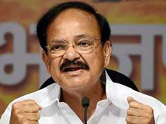"""Abrogation Of Article 370 Is """"Redemption"""" Of Jammu And Kashmir: Venkaiah Naidu"""
