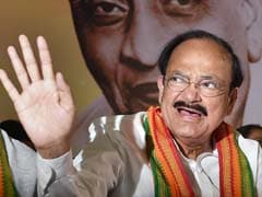 Challenge PM Openly, But Don't Hurt India: Venkaiah Naidu to Writers
