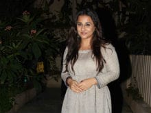 Vidya Balan is 'Not Thinking' of Biopics For Now