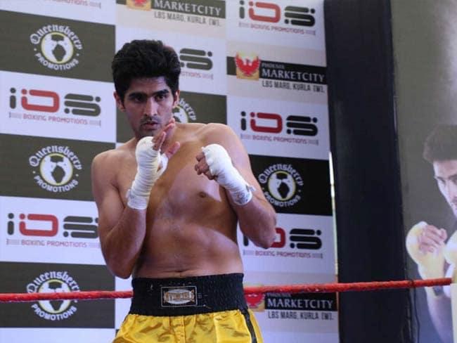 विजेंद्र सिंह की WBO एशिया टाइटिल फाइट टली