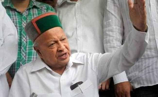 People of Bihar Have Shown the 'Mirror' to NDA: Virbhadra Singh