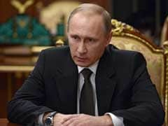 Moscow is Ready to Coordinate With the West Over Strikes on Syria, Putin Says