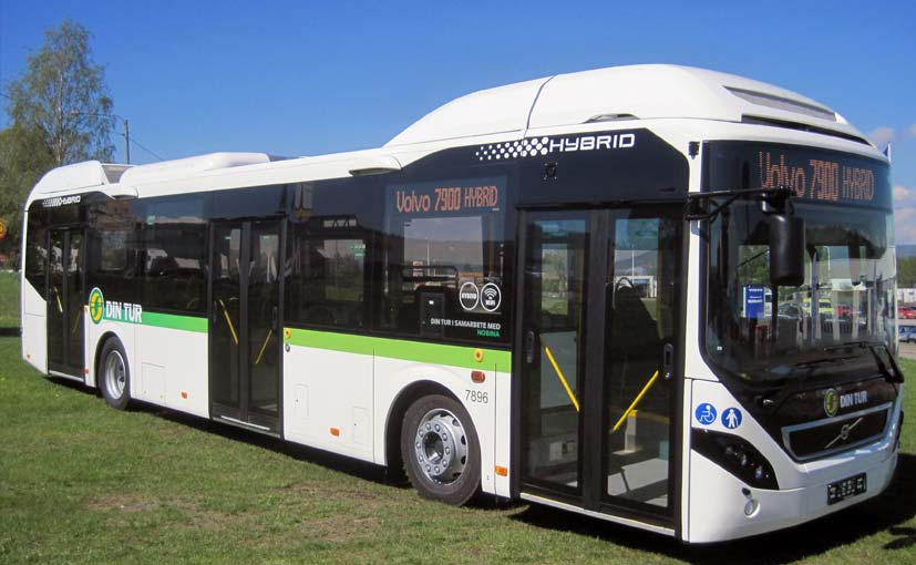 Volvo To Roll Out Hybrid Buses In India Ndtv Carandbike