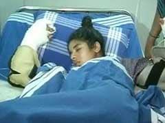 एकतरफा प्यार में दीवाने ड्राइवर ने छात्रा पर किया जानलेवा हमला