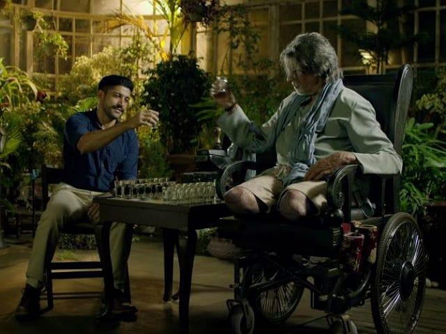 Wazir Trailer: Big B, Farhan Are Shatranj Ke Very Deadly Khiladi