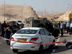 Israeli Stabbed in West Bank, Attacker Killed: Police