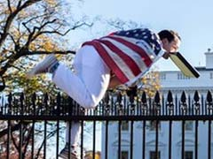 Man Who Scaled White House Fence Expected To Take Plea Deal