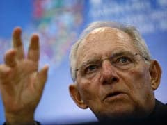 Germany's Capacity to Take in Refugees is Limited: Wolfgang Schaeuble