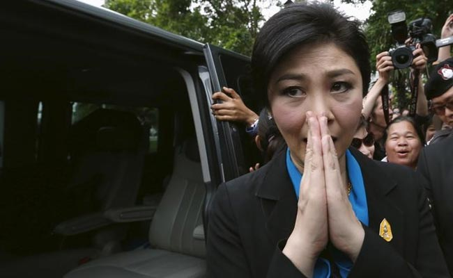 Thai Military Sees Red Over Critical Comments, Warns Dissident