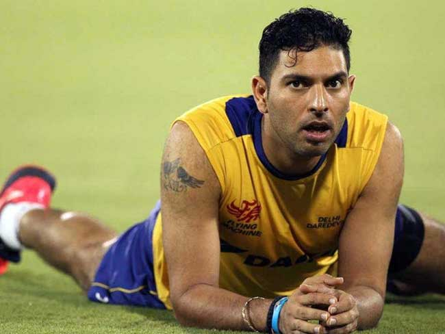 yuvraj singh hair style you seen new hair style of yuvraj singh य वर ज स ह 5160