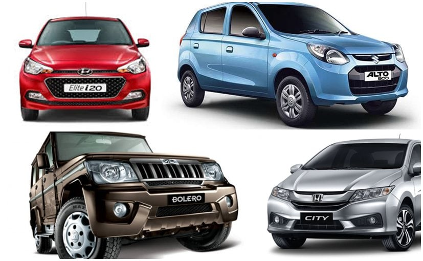 10 Best Selling Cars in India in 2015