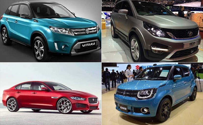 new car launches before diwaliAuto Expo 2016 Upcoming New Cars That May Be Showcased  NDTV