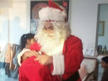 Aamir Khan Turned Santa for Son Azad and His Friends on Christmas