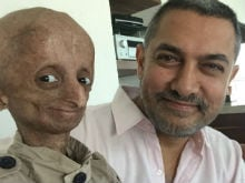 Aamir Khan Makes Fan With Progeria's 'Dream Come True'
