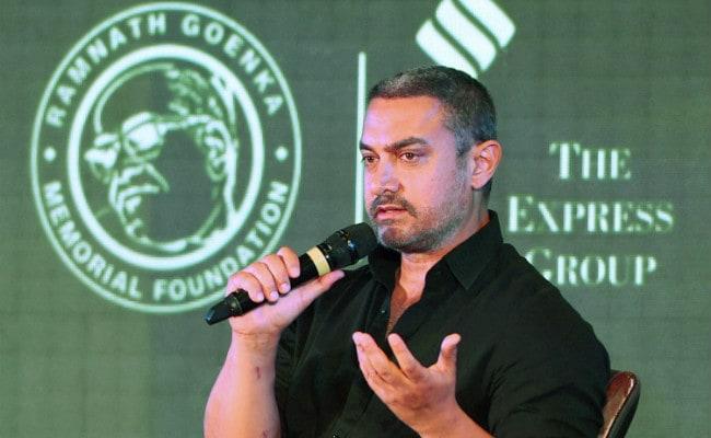 मैं देश नहीं छोड़ूंगा, यहीं पैदा हुआ, यहीं मरूंगा : आमिर खान