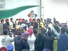 34 Akali Dal, 21 Aam Aadmi Party Leaders Join Congress In Punjab