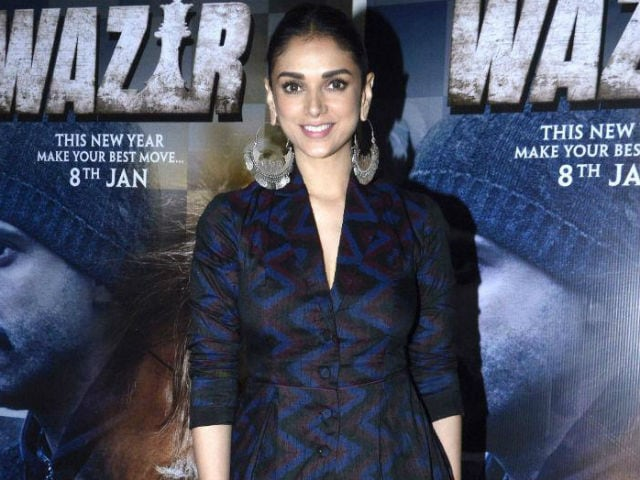 Aditi Rao Hydari Explains Why She Feels Like an 'Outsider' in Bollywood