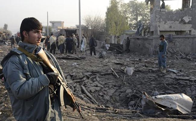 Suicide Bombing in East Wounds 9 People: Afghan Official
