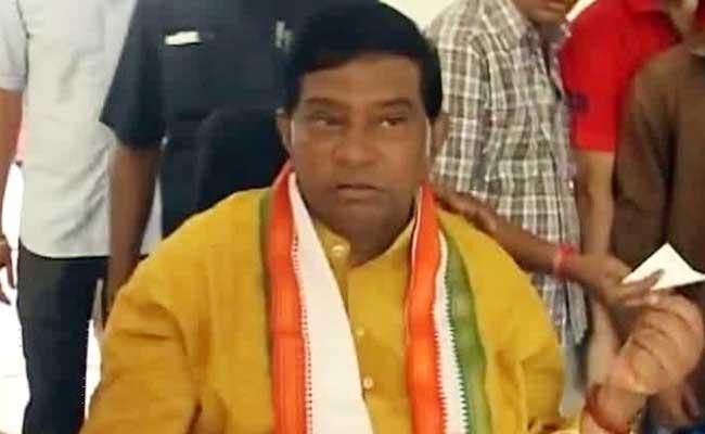 Ajit Jogi Seeks Sonia Gandhi's Permission To Sue State Congress Chief