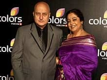 Anupam Kher Says he Doesn't Plan to Join Politics Like Wife Kirron