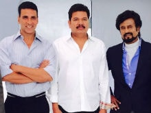 It's Rajinikanth vs <i>Khiladi</i> in <i>Enthiran 2</i>. Akshay Kumar Cast as Villain