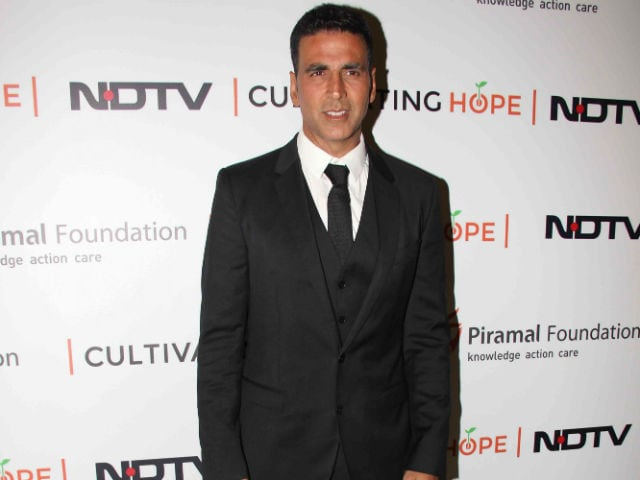Akshay Kumar Donates Rs 1 Crore For Chennai Flood Relief